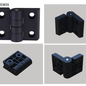 POLY Door Hinges for Assembly line machine components