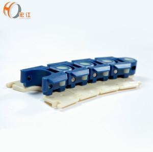 HPT250 flexible chain for milk box transmission conveyor