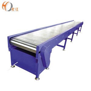 Metal chain plate conveyor for heavy-duty object
