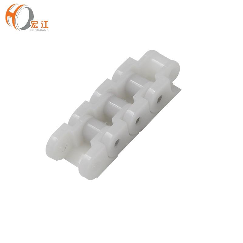 H1108 Dupont plastic drag chain, case conveyor chain