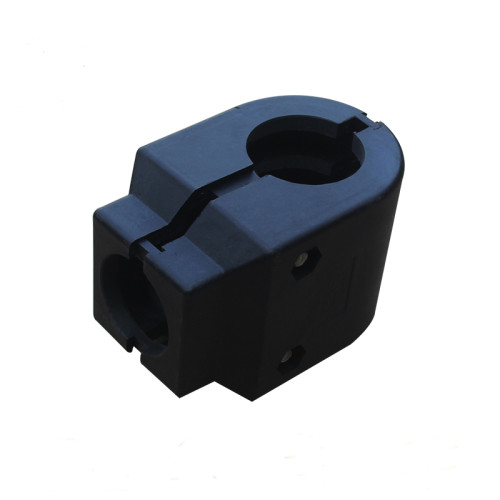 H137 Plastic T-shape connecting Joints for round tubes