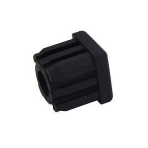 H224 Plastic threaded plugs for connection, Expansion plugs for square tubes