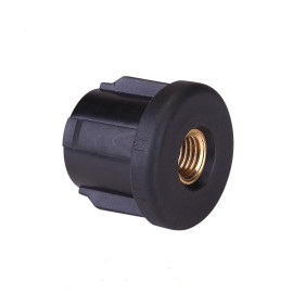 H180 Plastic threaded plugs for connection, Expansion plugs for round tubes