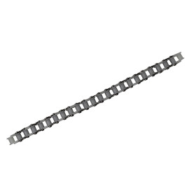 H-PC small pitch roller chain stainless steel and pom material conveyor chain metal conveyor belts