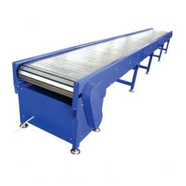 Metal chain plate conveyor for heavy-duty object
