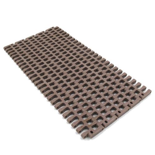 HJ2014 Flush grid mat conveyor Chain Belt Conveyor for Conveying FG2014  (Flat Top)
