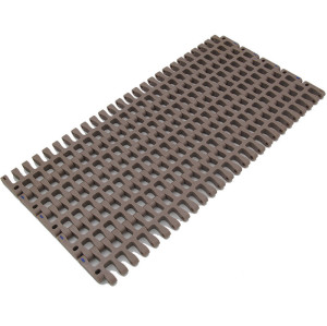 HJ2014 Flush grid mat conveyor Chain Belt Conveyor for Conveying FG2014  (Flat Top)