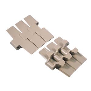 H882 Uni flat top conveyor plastic modular chain