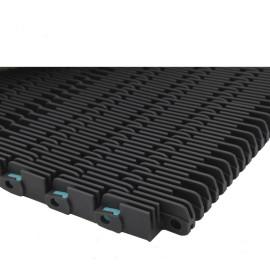 RR3110 Raised Rib modular Conveyor Belts for beverage pet Bottles
