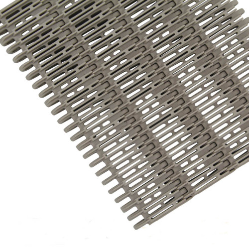 H5997 antiseptic plastic modular conveyor Ribbed belts PP for food