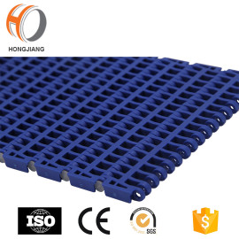 FG900  (Flush Grid) straight running modualr belt with hole