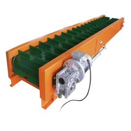 Conveyor belts for PU PVC material Susi food grade rubber belt conveyor China