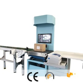 Automatic Code Scanning Dynamic Dimension Weighing Scanning machine DWS SYSTEM