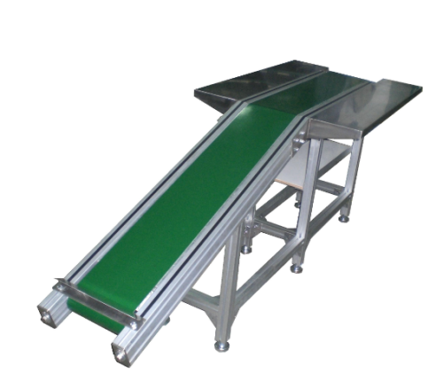 China PU PVC Belt Conveyor for sale
