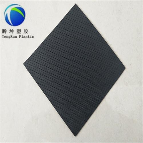 0.5-1.5 مم غشاء أرضي LDPE ورقة HDPE غشاء أرضي 2 مم HDPE غشاء أرضي