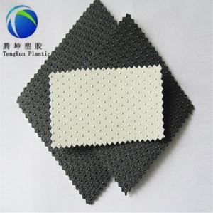 Geomembrana Textured HDPE plástica industrial da folha
