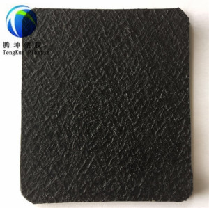 1.0 mm 매립 식 산업용 플라스틱 시트 HDPE Textered Geomembrane Price