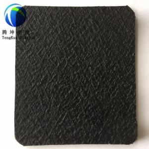 O HDPE plástico industrial da folha da operação de descarga de 1,0 milímetros Textured o preço de Geomembrane