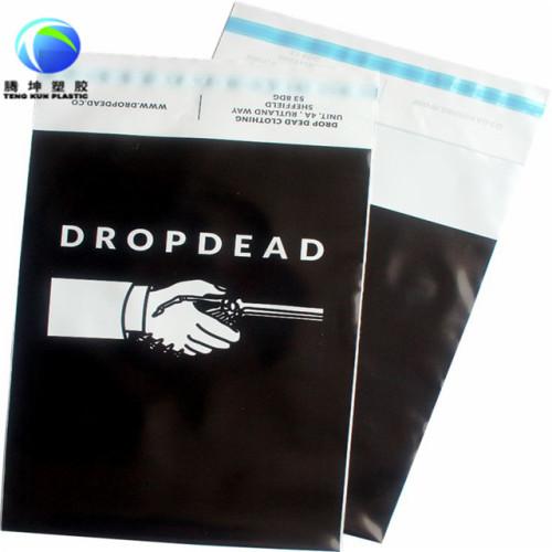 Bolsas personalizadas del correo del mensajero del logotipo con el material 100% auto-adhesivo de la Virgen