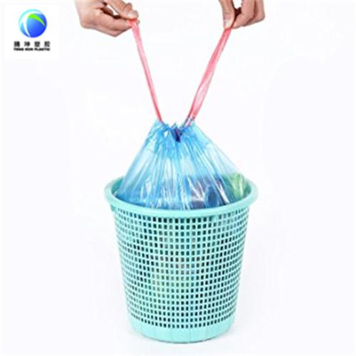 أكياس البلاستيك التي يمكن التخلص منها الرباط في لفة