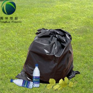 Custom Size Color Large Gallon Commercial Trash Can Bags