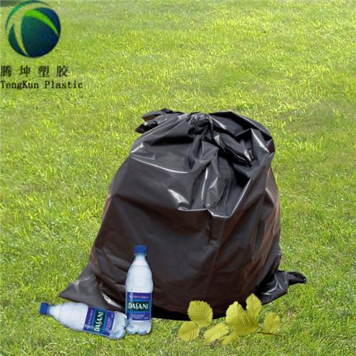 Bolsas de basura comerciales de galones grandes de color personalizado