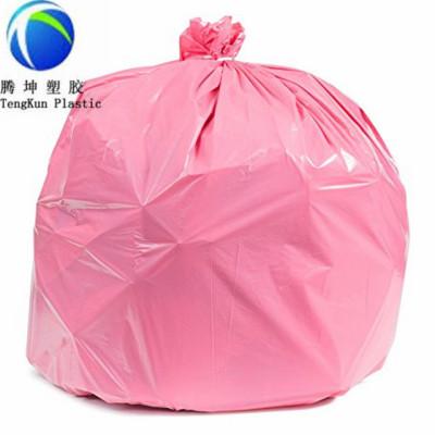 حجم مخصص اللون كبيرة جالون أكياس القمامة التجارية
