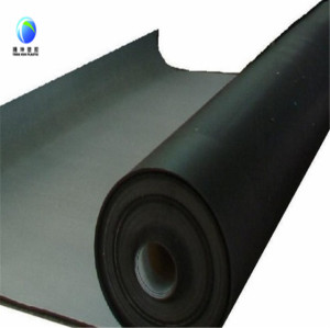 6 Meter Width 80 Mil HDPE Geomembrane with Factory Price