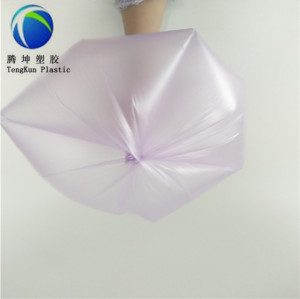Large Star Sealed Garbage Bag en rollo
