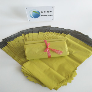 Poly Mailers Envelopes Mailing Bags with different color