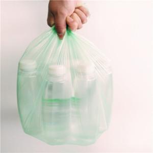 60 갤런 검정색 대형 쓰레기 쓰레기통 라이너 가방
