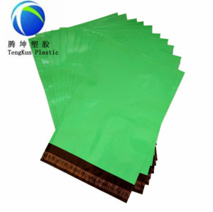 Professional Supplier Strong Self Adhesive Clear Plastic Mailing Envelopes Poly Mailer Bag