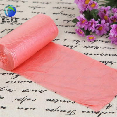 LDPE Plastic Type and Heat Seal Sealing 55-60 Gallon Trash Bags