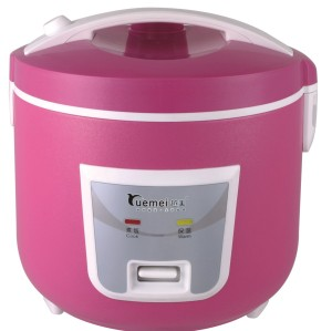 Electric Rice Cooker iron outer 1.0L,1.5L,1.8L ,2.2Land 2.8L made in China with high standard quality