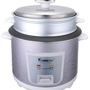 YUEMEI New design Electric  Rice Cooker Cylinder type Aluminum steamer HOT SALES in Bangladesh