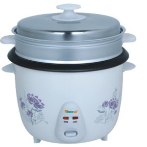 2018 new classical drum shape rice cooker with steamer