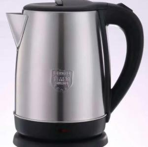 Factory price Cordless Stainless Steel Electric Kettle 1.8L