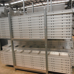 Directly manufacture aluminum formwork/ aluminum template/building formwork materials