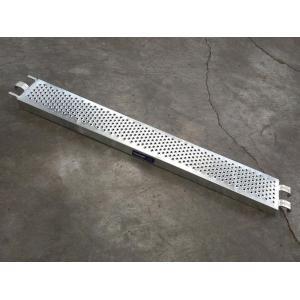 Gowe Scaffolding Steel Plank Walk Platform Deck Board Factory Price for Construction