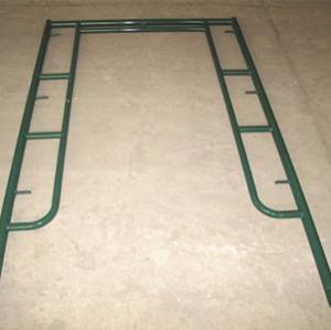 building materials h frame scaffolding size specifications for construction