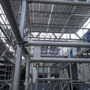 Free sample All-round Frame scaffolding Layher scaffold used scaffolding for sale