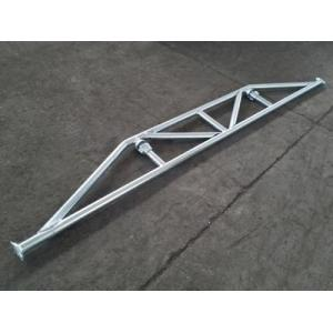 Q345b good load capacity galvanized/painted Cuplock Scaffolding System to UAE