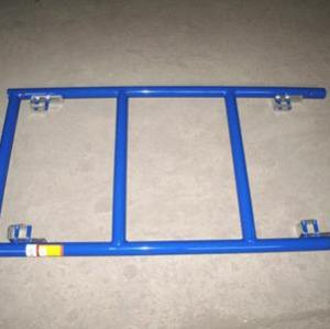 H Frame Mobile Aluminum Scaffolding Frame Scaffolding For Building Scaffolding System