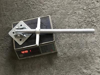 TIANDI de alta calidad de Cuplock andamio partes estándar cornisa para la construcción