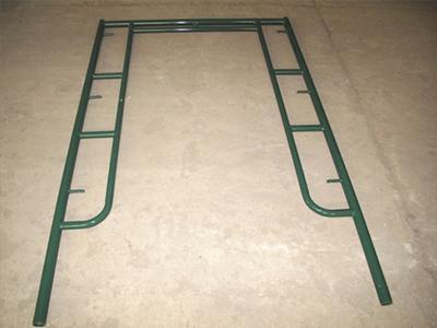 Marco de alta calidad andamios un marco andamio para la construcción