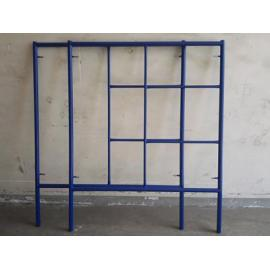 De acero galvanizado mason marco andamio carga cálculo