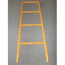Escalera de Metal marco andamio sistema para la construcción