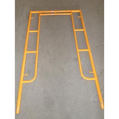 Marco principal sistema escalera marco andamios para la construcción