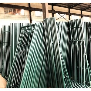 Safety Galvanized Steel Climbing Frame Scaffolding for Construction