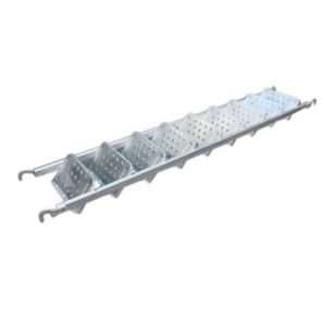 scaffolding staircase for construction or building